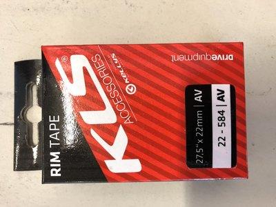 VANNENAUHA KELLYS 27,5''x 22mm AV