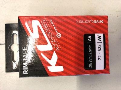 VANNENAUHA KELLYS 28/29''x 22mm AV