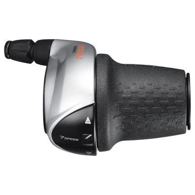 Vaihdevipu Shift Lever Silver SL-C3000-7 Nexus For CJ-NX40